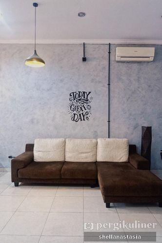 Foto Interior di Tempt Coffee Roaster