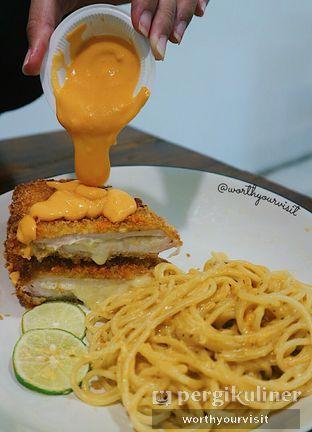 Foto 1 - Makanan(Chicken Cordon Bleu & Creamy Cheese) di Chick Pasta oleh Kintan & Revy @worthyourvisit