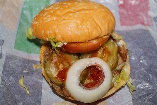 Foto 4 - Makanan(Burger) di Burger King oleh Novita Purnamasari