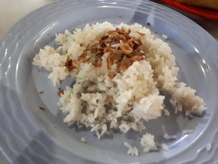 Foto 2 - Makanan di Nasi Uduk Kiko Sari oleh Aloysia Anna