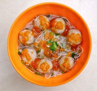 Foto 5 - Makanan di Nasi Uduk Meranti oleh om doyanjajan