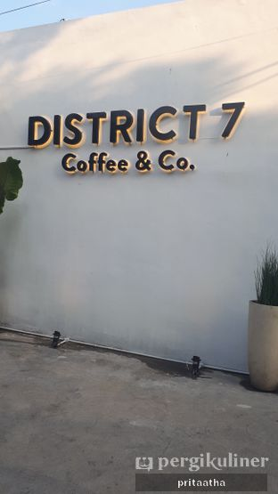 Foto review District 7 Coffee oleh Prita Hayuning Dias 4