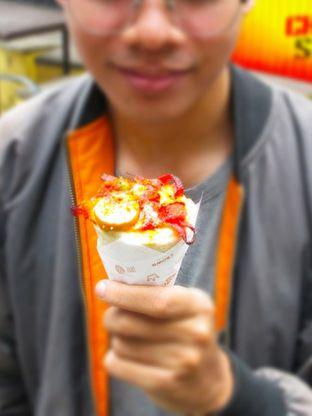 Foto 1 - Makanan di Crown Pizza Cone oleh Kuliner Addict Bandung