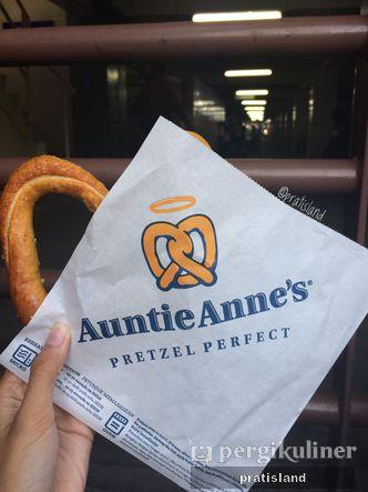 Foto Makanan di Auntie Anne's
