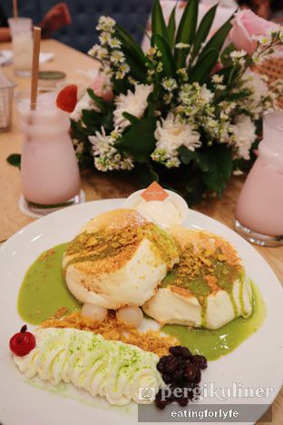 Foto review The Pancake Co. by DORE oleh Fioo | @eatingforlyfe 1