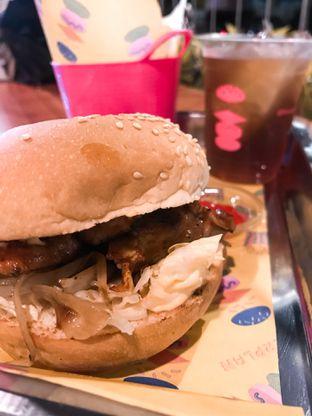 Foto 2 - Makanan di Burger Plan oleh @makankudiary (by tamy)
