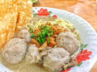 Foto 1 - Makanan di Bakso Solo Samrat oleh Astrid Huang | @biteandbrew