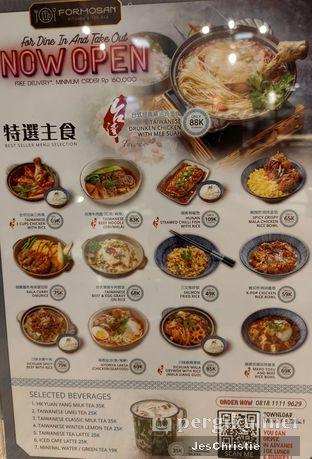 Foto 3 - Menu(New Normal Menu) di Formosan Kitchen & Tea Bar oleh JC Wen