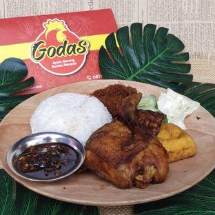 Foto review Ayam Godas oleh Chris Chan 2