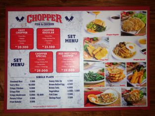 Foto 9 - Menu di Chopper Fish & Chicken Curry oleh Hendy Christianto Chandra