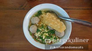 Foto review Mie Ayam Bakso Yunus oleh Jakartarandomeats 2