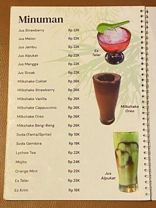 Foto review Sekat Bambu oleh Levina JV (IG : levina_eat ) 11