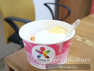 Foto 1 - Makanan di Chingu Korean Fan Cafe oleh Desy Mustika
