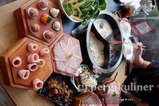 Foto 1 - Makanan di Lao Lao Huo Guo oleh Oppa Kuliner (@oppakuliner)