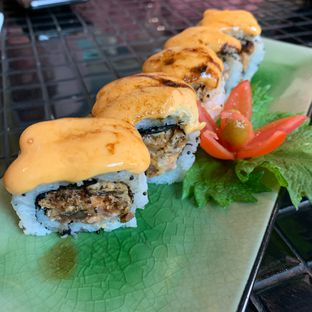 Foto 4 - Makanan di Sushi Groove oleh hokahemattiga