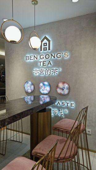 Foto 5 - Interior di Ben Gong's Tea oleh IG: biteorbye (Nisa & Nadya)