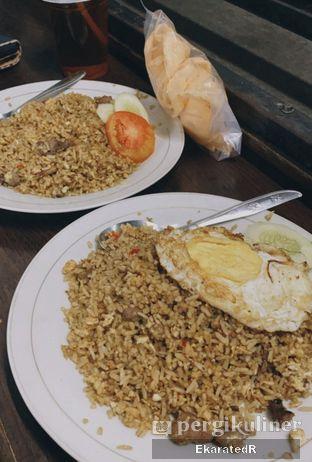 Foto review Nasi Goreng Kebuli Apjay Pak Ivan oleh Eka M. Lestari 2