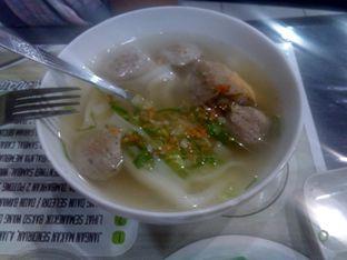 Foto 4 - Makanan(Bakso Wang A) di Bakso Wang oleh kurokeren