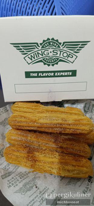 Foto 1 - Makanan di Wingstop oleh Mich Love Eat