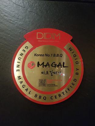 Foto 3 - Interior(Genuine magal BBQ certified by Didim) di Magal Korean BBQ oleh Albert Tjan