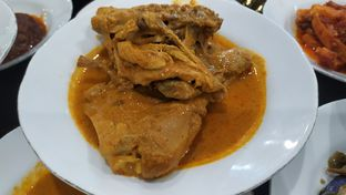 Foto 3 - Makanan di RM Padang Bu Mus oleh Tristo