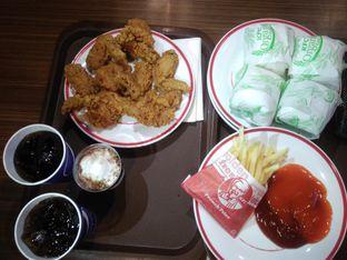 Foto review KFC oleh Nurul Fitriya 2