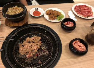 Foto 1 - Makanan di Gyu Kaku oleh @eatfoodtravel