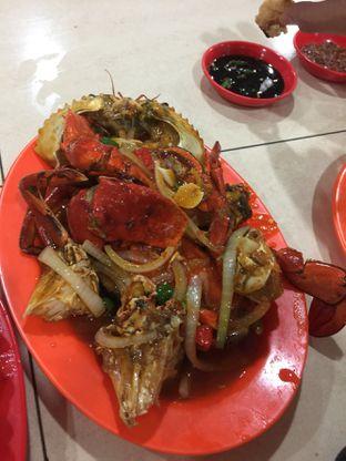 Foto 1 - Makanan(Kepiting Jantan Saos Padang) di Wiro Sableng 212 oleh @muskEATeers