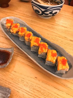 Foto 4 - Makanan(sanitize(image.caption)) di Sushi Hiro oleh @chelfooddiary
