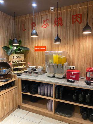 Foto 17 - Makanan di Hattori Shabu - Shabu & Yakiniku oleh Jeljel
