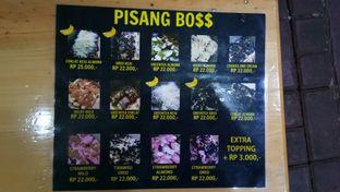 Foto 3 - Menu di Pisang Boss oleh Komentator Isenk