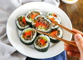 Ini Dia 5 Jenis Kimbap yang Paling Populer di Korsel