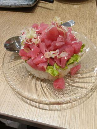Foto 1 - Makanan(Tuna & negitoro spicy tataki mini rice) di Itacho Sushi oleh Pengembara Rasa