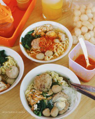 Foto 4 - Makanan di Bakso Teras oleh Eat and Leisure