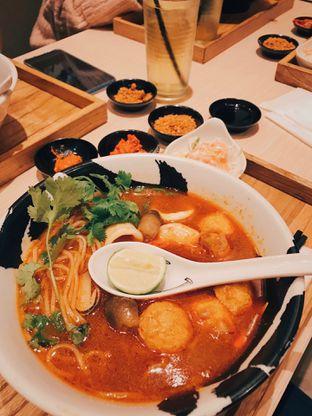 Foto - Makanan di Menya Musashi Bukotsu oleh @chelfooddiary