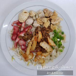Foto - Makanan(Mie Yam Lebar) di Bakmie Singkawang A'Ang 51 oleh JC Wen
