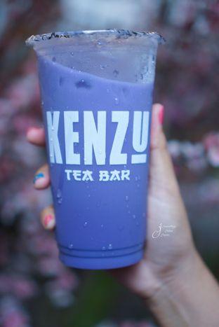 Foto 3 - Makanan(Taro Latte) di Kenzu oleh Jeanettegy jalanjajan