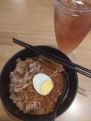 Foto 1 - Makanan(Mie beef kuah creamy merapi) di Mie Merapi oleh Ny. Hijrah Saputra