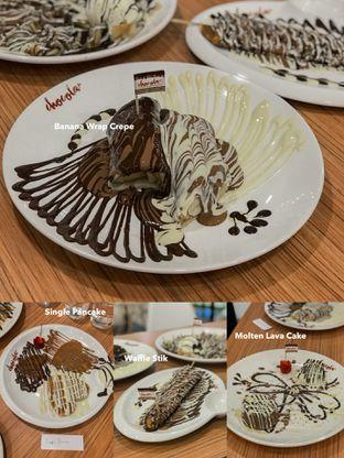 Foto 2 - Makanan di Chocola Cafe oleh menumenusby