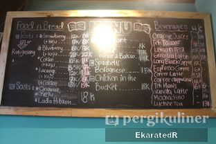 Foto 3 - Menu di Book Cafe oleh Eka M. Lestari