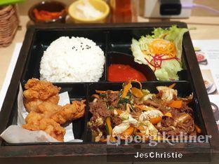 Foto 1 - Makanan(Dosirak 2) di School Food Blooming Mari oleh JC Wen