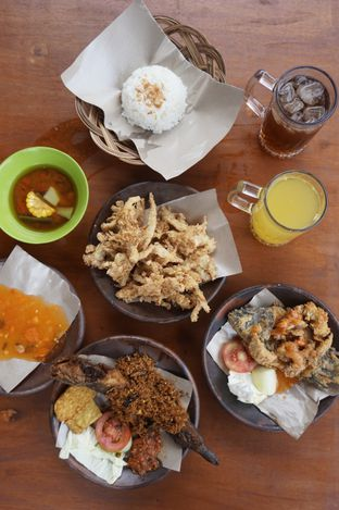 Foto 1 - Makanan di Dapoer Djoeang oleh yudistira ishak abrar