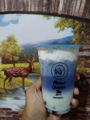 Foto - Makanan(Midnight Blue) di Manja Cheese Tea oleh Rachmat Kartono