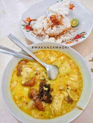 Foto - Makanan di Soto Betawi H. Husein oleh @makansamaoki