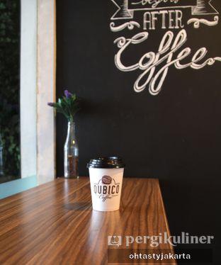 Foto 1 - Menu(Hot Latte) di Qubico Coffee oleh OhTasty Jakarta