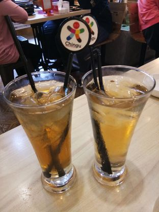 Foto 1 - Makanan di Chingu Korean Fan Cafe oleh Henie Herliani