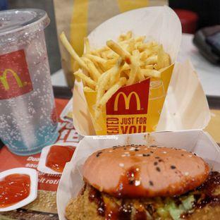 Foto review McDonald's oleh Stellachubby  2