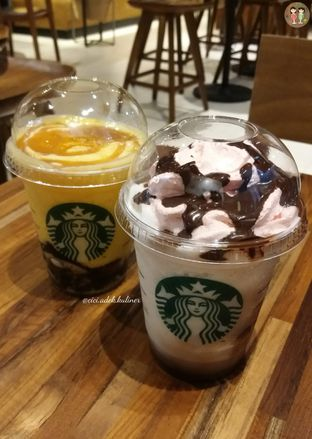 Foto 1 - Makanan di Starbucks Coffee oleh Jenny (@cici.adek.kuliner)