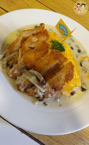 Foto 3 - Makanan(Make your own omurice) di Sunny Side Up oleh Jenny (@cici.adek.kuliner)