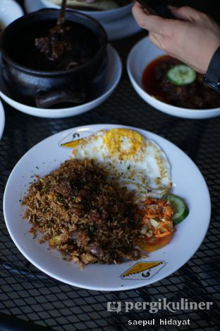 Foto 7 - Makanan di Kambing Babeh Dolof oleh Saepul Hidayat